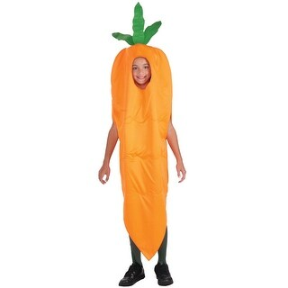 Forum Novelties Carrot Child Costume (S) - Orange - Small