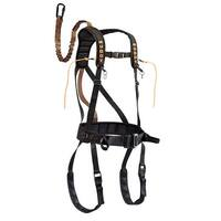Muddy Outdoors Safeguard Harness - Black S/M - MSH400-SM