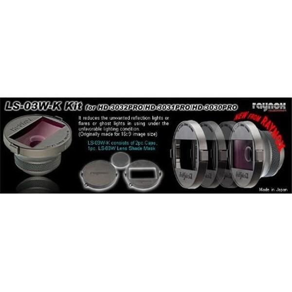 Raynox LS03WK Raynox Ls-03W-K Lens Sha