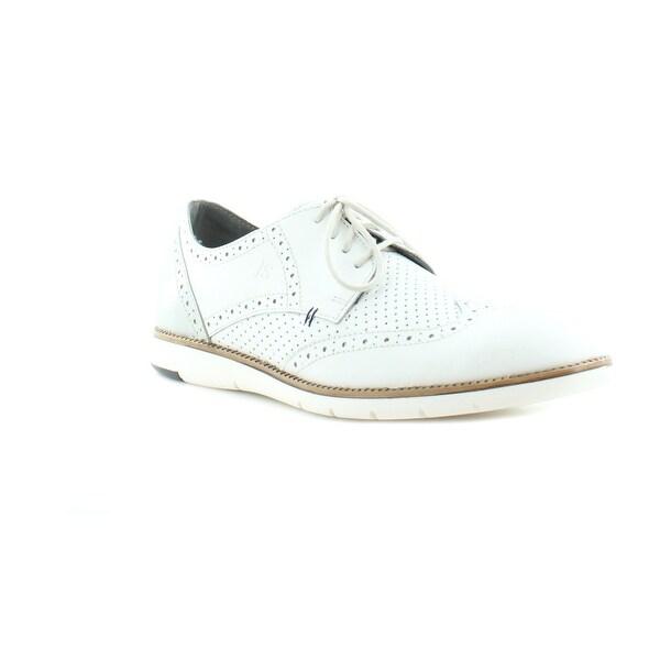 Josef Seibel Tyler 01 Men's Oxfords White