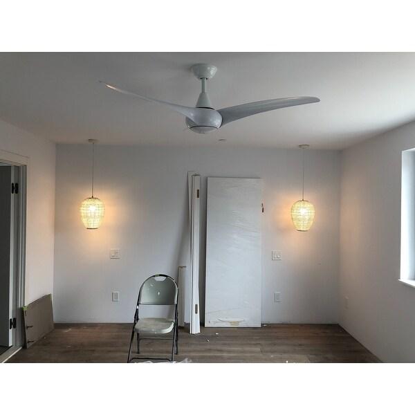 Light Wave 52 Inch Ceiling Fan