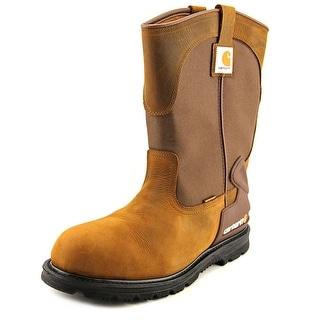 Carhartt Wellington  W Round Toe Leather  Work Boot