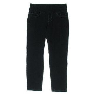 Jag Jeans Womens Jeggings Classic Rise Pull On