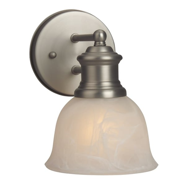 Craftmade 19805 Lite Rail 1 Light Bathroom Wall Sconce - 5.75 Inches Wide