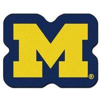 University of Michigan Wolverines Mascot Area Rug