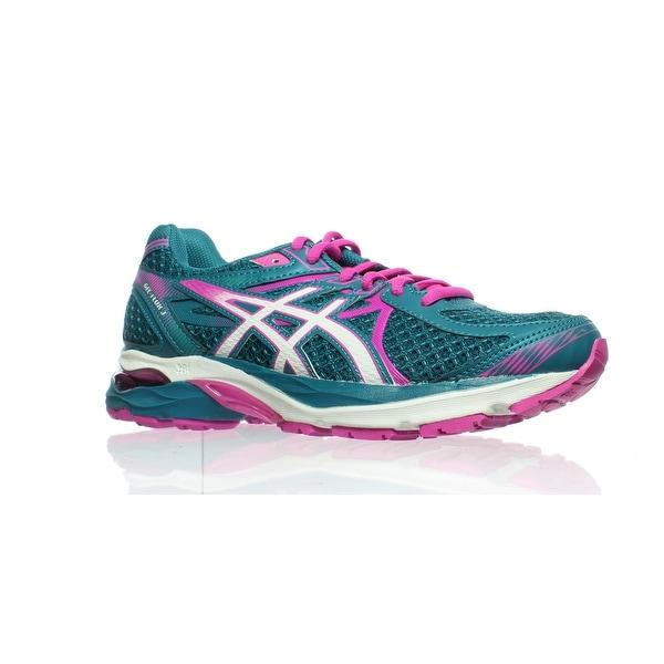Shop ASICS Womens Gel-Flux 3 Blue Running Shoes Size 6 - Free ... 6f7fe030fb