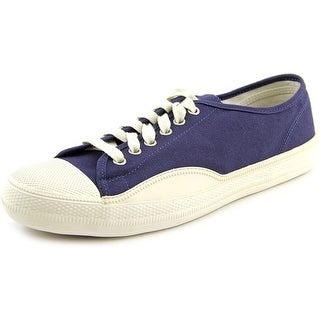 Tretorn Racket H Low Men Canvas Blue Fashion Sneakers
