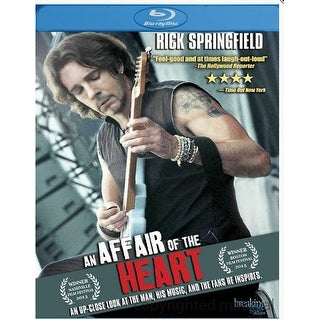 Rick Springfield - Affair of the Heart [BLU-RAY]