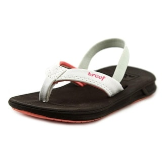 Reef Little Reef Rover Catch Open Toe Synthetic Thong Sandal
