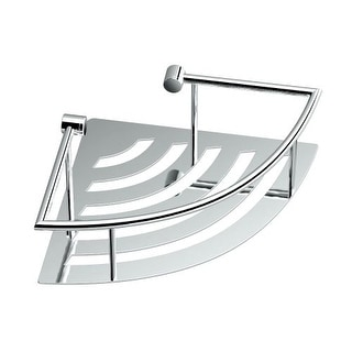 Gatco 1455 Traditional Corner Wall mounted Shower Basket