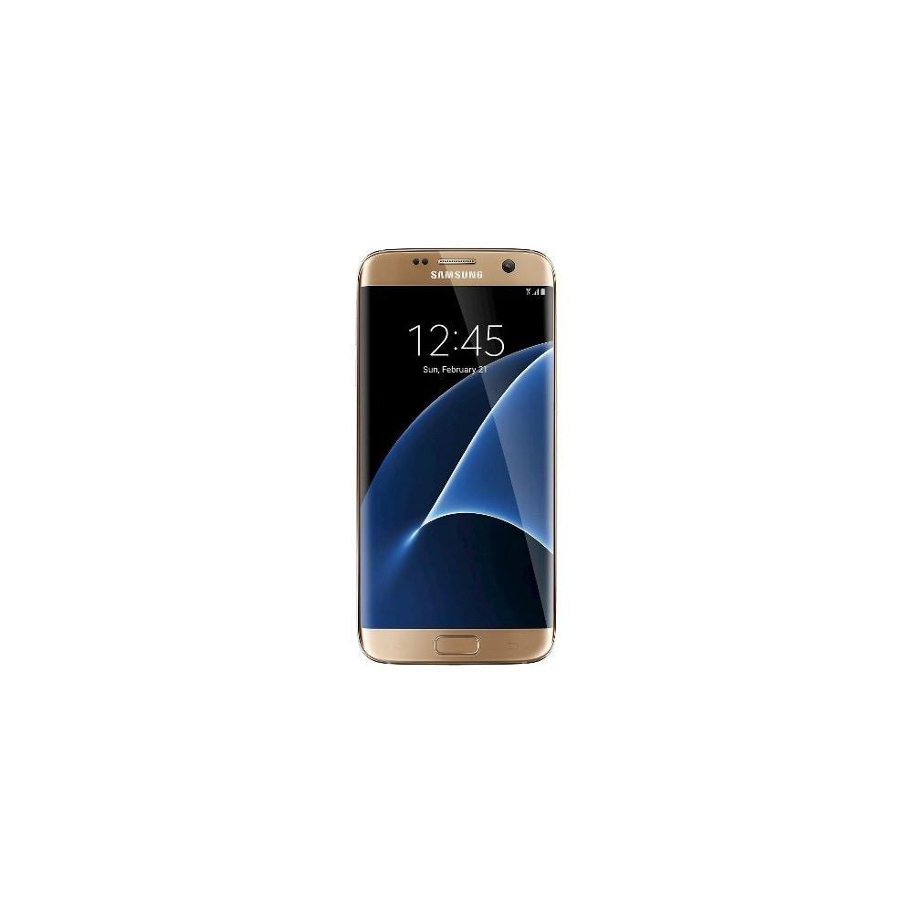 Samsung Galaxy S7 Edge 32gb Sm G935 Gold Platinum International Model Unlocked Mobile Phone