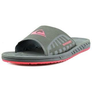 Quiksilver Triton slide Open Toe Synthetic Slides Sandal