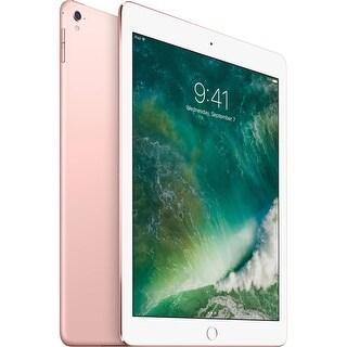 """Apple iPad Pro 9.7"""" Wi-Fi 32GB Rose Gold - (Refurbished)"""