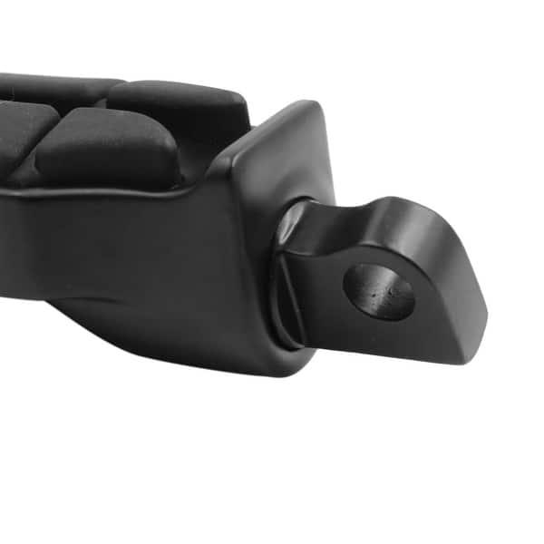 Shop 2pcs Black Motorcycle Footrests Foot Pegs Rest Pedal For Harley Davidson On Sale Overstock 29581608