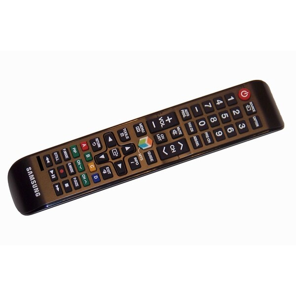 OEM Samsung Remote Control: LN52A650A2R, LN52A650A2RXZD, PL50A550S1, PL50A550S1XRL, PL50A550S1XSR, PL50A550S1XZP