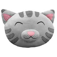 Big Bang Theory Cuddly Kitty Face Plush - multi