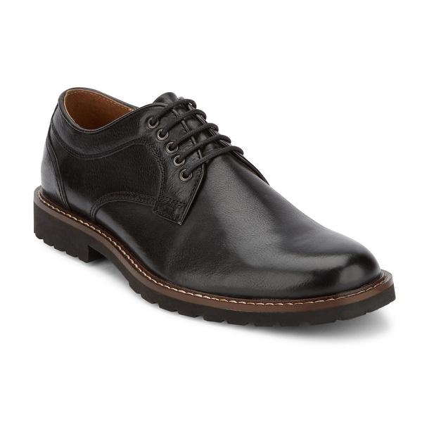 Dockers Mens Baldwin Leather Rugged Dress Casual Oxford Shoe
