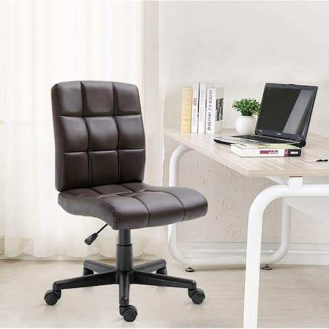 EdgeMod Eva Low-Back Adjustable Task Chair