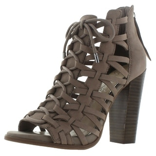 Jessica Simpson Riana Women's Caged Open-Toe Booties
