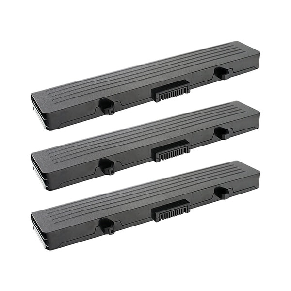 Replacement For Dell LBZ316D Laptop Battery (4400mAh, 11.1V, Lithium Ion) - 3 Pack