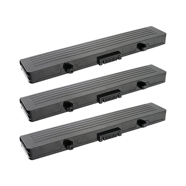 Replacement For Dell LTLI-9176-4.4 Laptop Battery (4400mAh, 11.1V, Lithium Ion) - 3 Pack