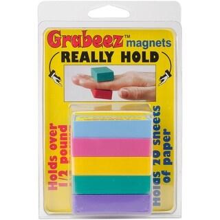 Assorted - Grabeez Magnets 5/Pkg