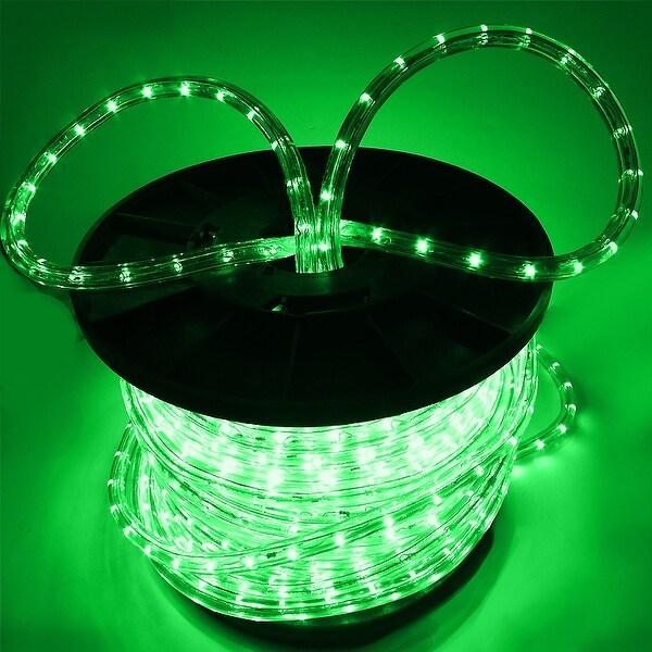 Onebigoutlet 150ft Heavy Duty LED Rope, (Green)