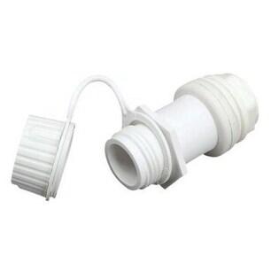 Igloo 24011 Threaded Drain Plug For Igloo Ice Chest, White