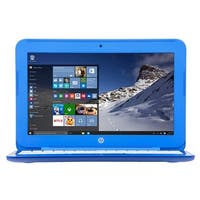 Manufacturer Refurbished - HP Stream 13-c110ca 13.3 Laptop Intel N3050 1.6GHz 2GB 32eMMC Windows 10