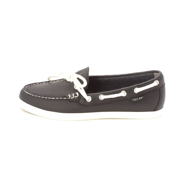 Cole Haan Womens Normasam Closed Toe Boat Shoes - 6