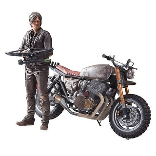 "The Walking Dead TV Daryl Dixon with Bike 5"" Figure Box Set"