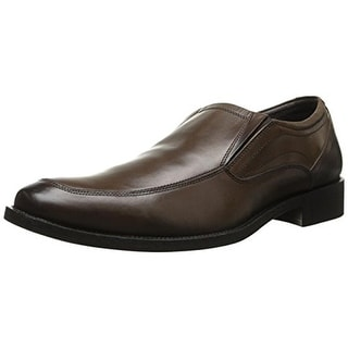 Giorgio Brutini Mens Koster Leather Slip On Loafers - 9 medium (d)