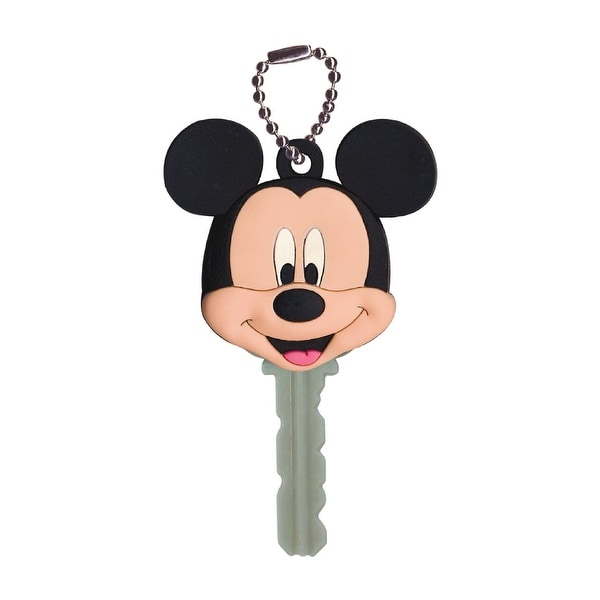 Disney Soft Touch Key Cover Mickey Mouse - Multi