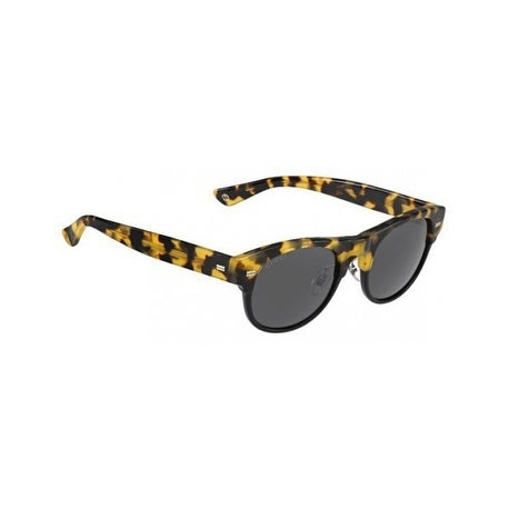 98862aadebf03 Shop Gucci Gg1098 Sunglasses In Brown Gold Havana - Spotted Havana Black -  ONE SIZE - Free Shipping Today - Overstock - 17759755