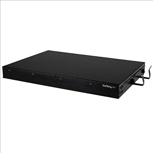 """Startech Sat35401u 4Bay 3.5"""" 1U Rackmount Sata/Sas External Hard Drive Enclosure"""