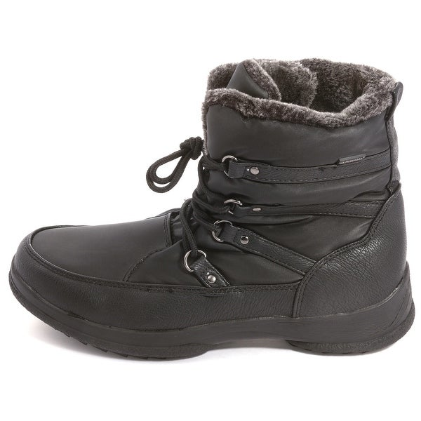 Weatherproof Tara Lace-Up Winter Boots