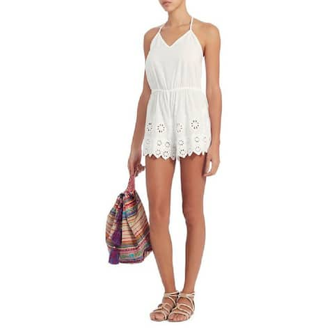 Miguelina Womens Camille White
