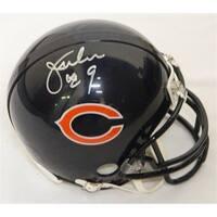 Jim McMahon Signed Bears Riddell Replica Mini Helmet