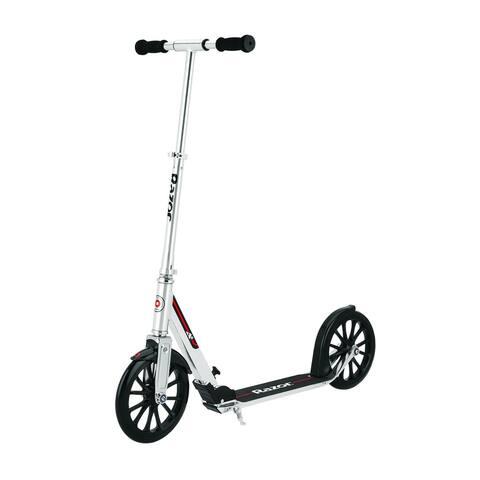 Razor A6 Kick Scooter (Silver)