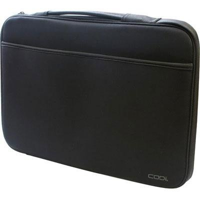 Codi Neoprene Sleeve For Laptops Up To 15.6 Inches, Black (C1224)