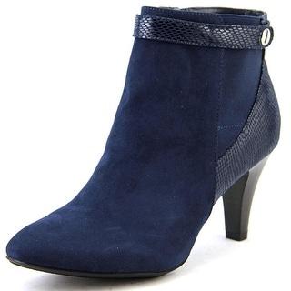 Karen Scott Marra Round Toe Synthetic Ankle Boot