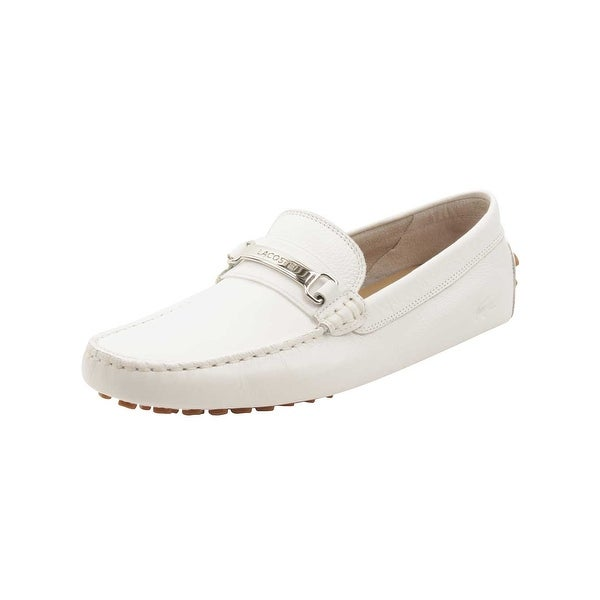 6aefe18a9 Shop Lacoste Men s Ansted 318 2 U Loafer - Free Shipping Today ...