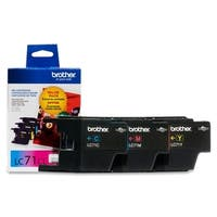 """Brother LC713PKS Brother Innobella LC713PKS Standard Yield Ink Cartridge - Cyan, Yellow, Magenta - Inkjet - 300 Page Cyan, 300"
