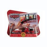 Disney Pixar Cars Mini Adventures Fire Dept 2 Pack Doc Hudson & Red - Multi