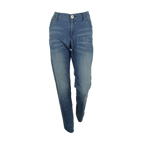 INC International Concepts Women's Regular Fit Skinny Jeans