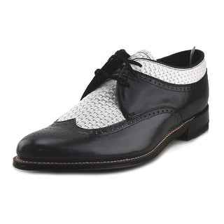 Stacy Adams Dayton Round Toe Leather Oxford