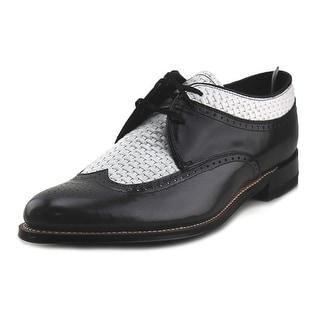 Stacy Adams Dayton Round Toe Leather Oxford