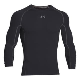 3c0b11e91 Buy Black Under Armour Shirts Online at Overstock | Our Best Athletic  Clothing Deals