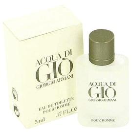 ACQUA DI GIO by Giorgio Armani Mini EDT .17 oz - Men