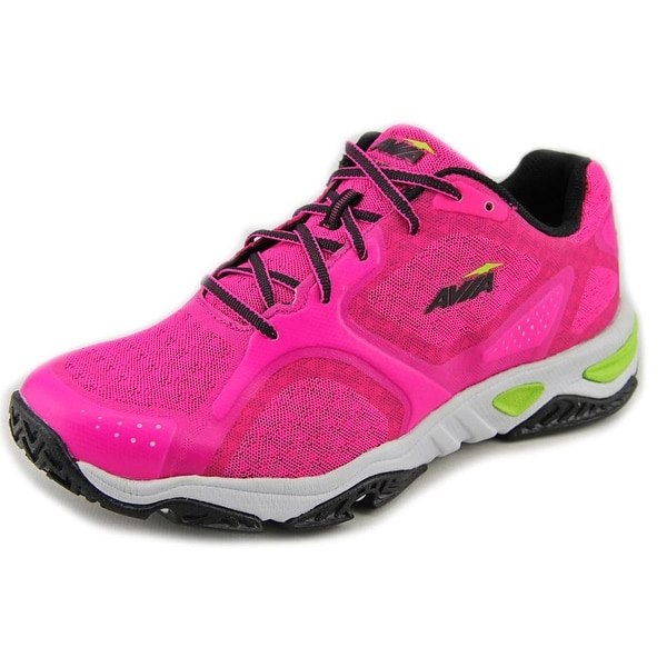 Avia GFC Intense Women Round Toe Synthetic Pink Trail Running